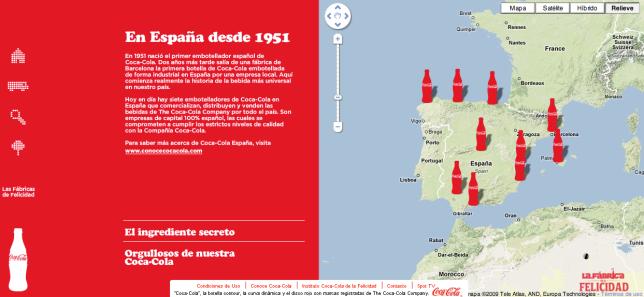 Los distribuidores de Coca Cola en España, que piden que consumamos producto nacional